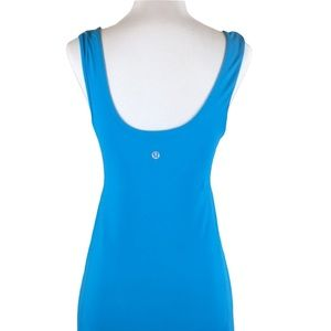 - Lululemon blue Tank top